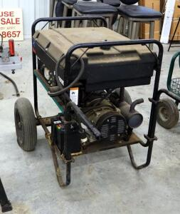 Onan Pro 6000e Gas Powered Generator