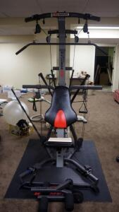 Bowflex Xtreme 2 SE Home Gym, Includes Floor Mat And Instruction Manuals