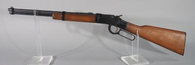 Ithaca M-49 .22 SLLR Lever Action Rifle SN# Not Found
