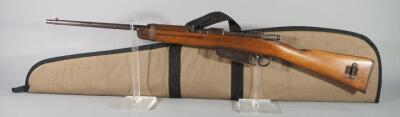 Carcano 1940XBIII 6.5mm Bolt Action Rifle SN# J9163, No Mag, In Soft Case