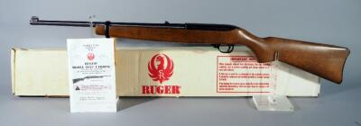 Ruger 10/22 .22 LR Rifle SN# 245-95840, With Paperwork, In Box