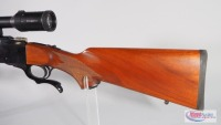 Ruger No.1 300 H&H MAG Lever Action Rifle SN# 134-34127, With Zeiss Conquest 3-9x40 MC Scope, In Original Box - 3