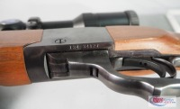 Ruger No.1 300 H&H MAG Lever Action Rifle SN# 134-34127, With Zeiss Conquest 3-9x40 MC Scope, In Original Box - 12