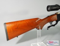 Ruger No.1 300 H&H MAG Lever Action Rifle SN# 134-34127, With Zeiss Conquest 3-9x40 MC Scope, In Original Box - 14