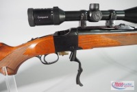 Ruger No.1 300 H&H MAG Lever Action Rifle SN# 134-34127, With Zeiss Conquest 3-9x40 MC Scope, In Original Box - 18