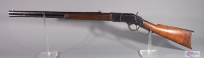 Winchester Model 1873 .44 WCF Lever Action Rifle SN# 376446B