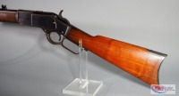 Winchester Model 1873 .44 WCF Lever Action Rifle SN# 376446B - 2