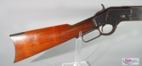 Winchester Model 1873 .44 WCF Lever Action Rifle SN# 376446B - 11