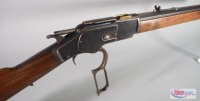 Winchester Model 1873 .44 WCF Lever Action Rifle SN# 376446B - 15