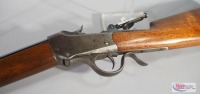 Winchester Model 1885 .32 WCF Lever Action Rifle SN# 29762, With Peep Sight - 7