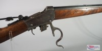 Winchester Model 1885 .32 WCF Lever Action Rifle SN# 29762, With Peep Sight - 15