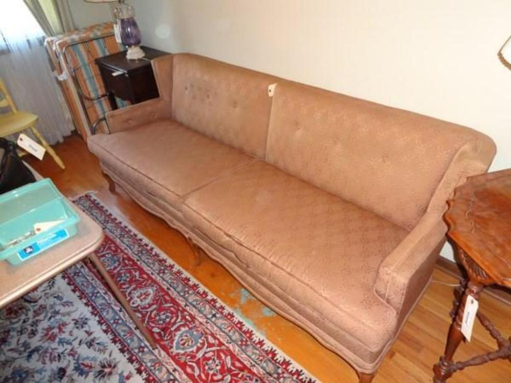 Lot 88 Of 292: Mid Century Clyde Pearson Sofa