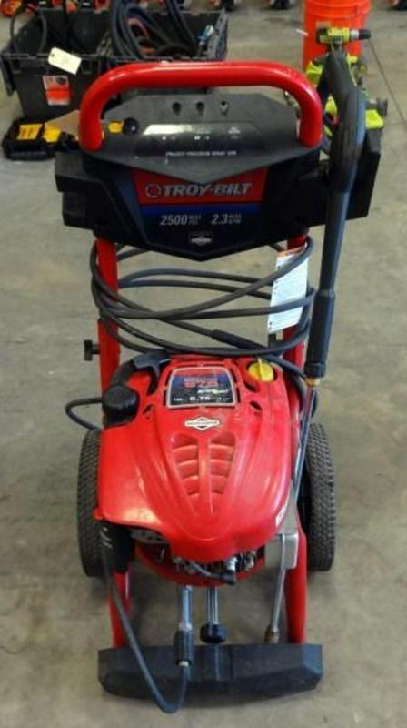 Troy-Bilt 2500 PSI Power Washer