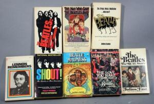 The Beatles Paperback Book Assortment - Qty 8