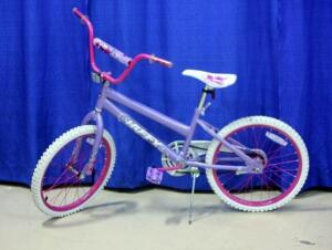 Girl's Huffy Sea Star Bicycle, 12""
