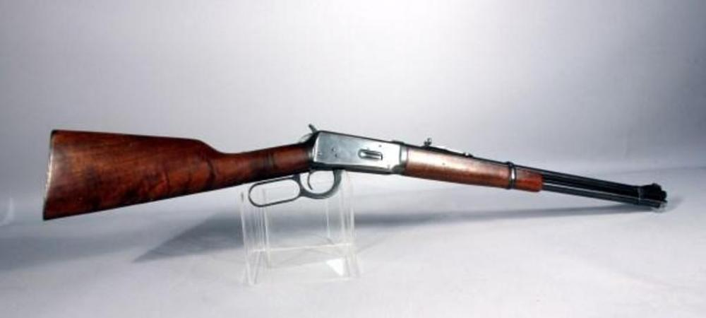 Winchester Model 94 Lever Action 30 WCF Rifle