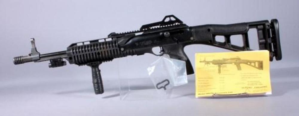 Hi=Point Model 995 Semi-Auto 9mm Carbine Rifle With Foregrip
