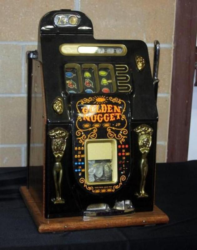 Mills golden nugget slot machine win blackjack in casino
