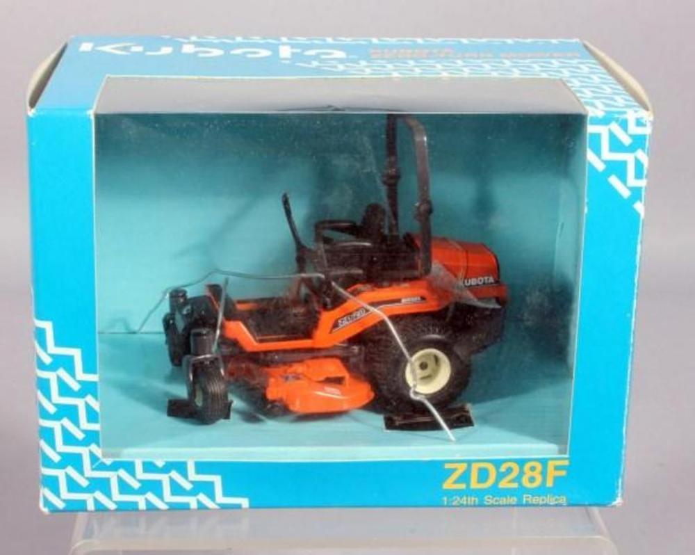 Kubota zero turn mower 124 die cast zd28f lot 79 of 370 kubota zero turn mower 124 die cast zd28f publicscrutiny Image collections