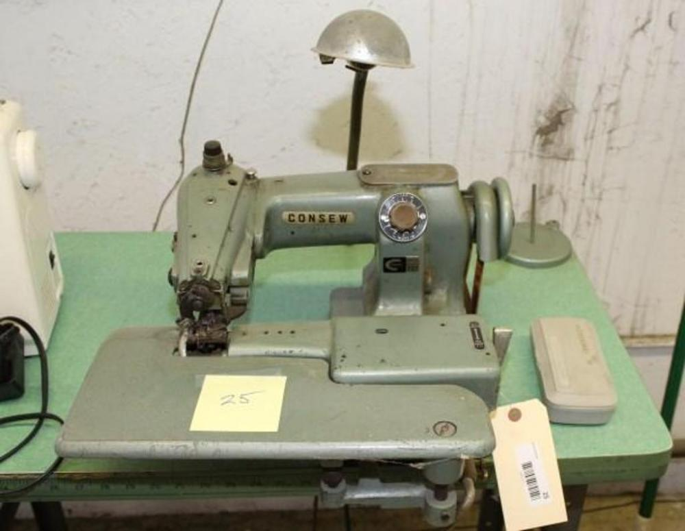 Consew Sewing Machine Model 40 Serial Number 40 Classy Consew 230 Sewing Machine