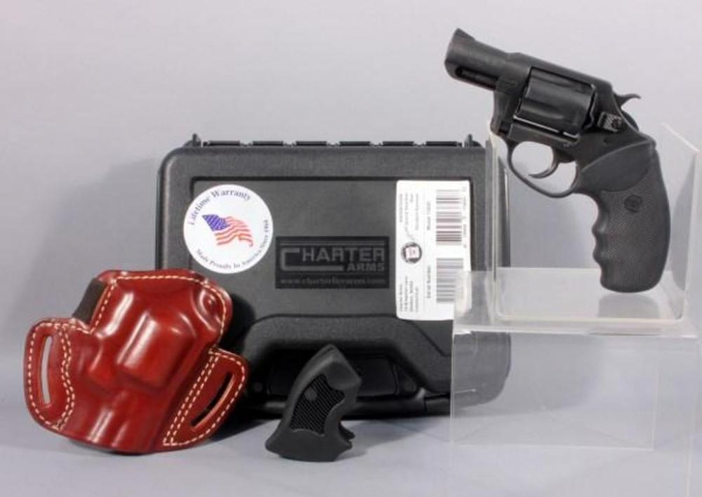Charter Arms Undercover Model 13820, 38 Special Revolver, 2