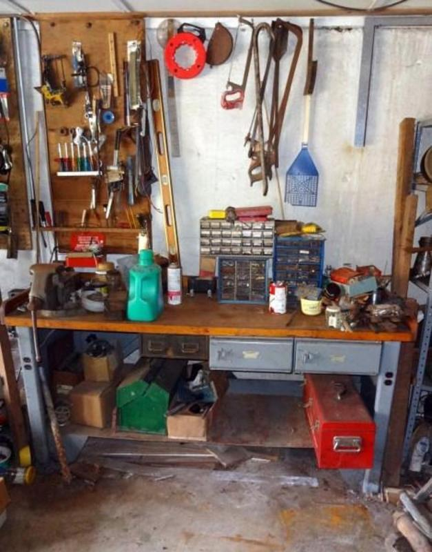 Pleasing Work Bench With Electricity And Contents Of Workbench And Alphanode Cool Chair Designs And Ideas Alphanodeonline
