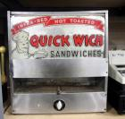 Vintage Infra-Red Hot Toasted Quick Wich Sandwiches Toaster/Broiler Unit - Retro Cool, Not Working
