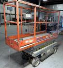Skyjack Scissor Lift, Model SJM3015, No Charger