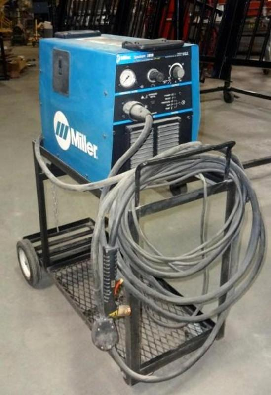 miller spectrum 2050 dc plasma cutting system with ice 55c gun rh bid auctionbymayo com miller spectrum 2050 owner's manual miller spectrum 2050 plasma manual