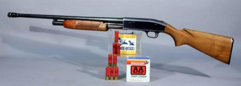 western auto revelation model 310b 16 gauge pump action shotgun 2 3