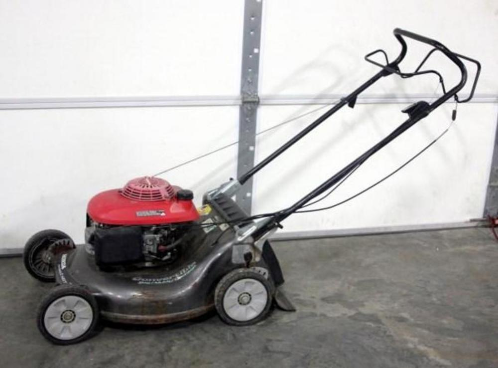 Lot 73 Of 320: Honda Harmony II HRT 216 Lawn Mower, Untested
