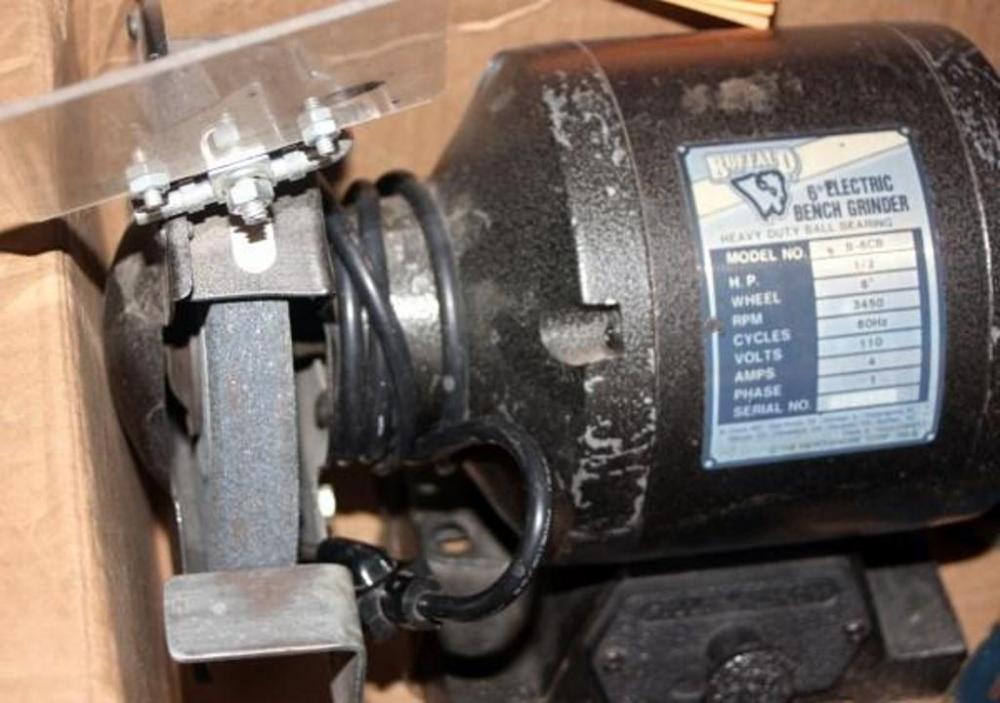 Buffalo 6 Quot Bench Grinder Model B 6cb