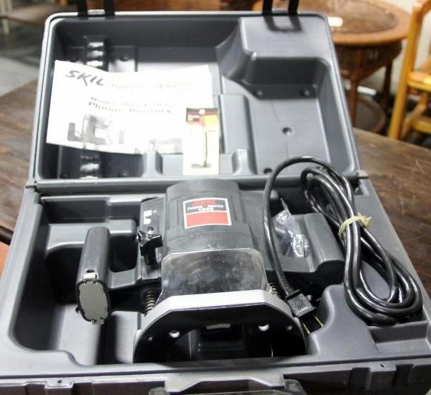 Skil Plunge Router 1835 1 3 4 Hp