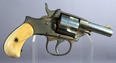 Forehand & Wadsworth Double Action Number 38 Revolver, .38 Cal, SN# 419, Gun is not Functioning