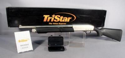 TriStar Cobra Marine 12 Gauge Shotgun, SN# KRP012985, In Box Unfired