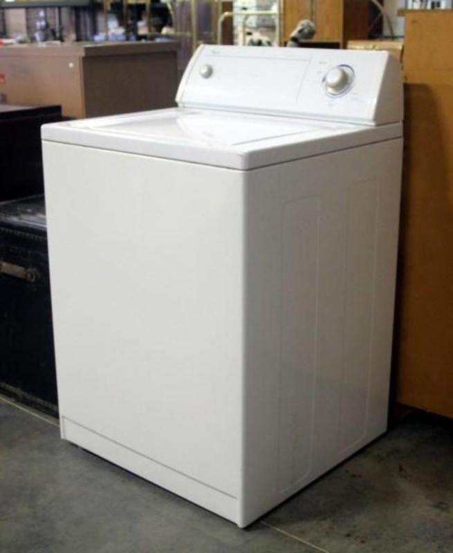 Whirlpool Commercial Quality Super Capacity Washing Machine, Model ...