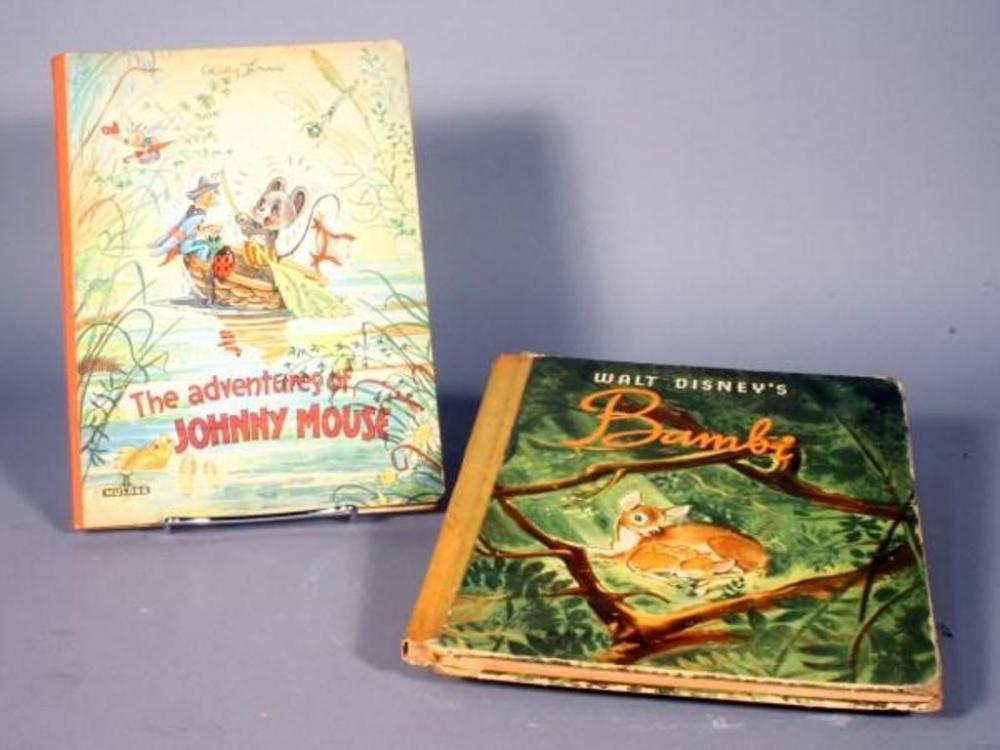 1941 Walt Disney S Bambi By Felix Salten And The Adventures Of
