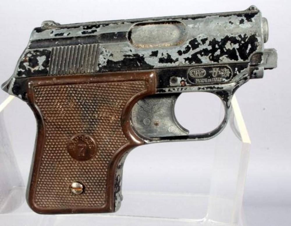 FIE Express 7,  22 Cal Blank Starter Pistol, SN# None