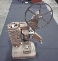 Antique Keystone Regal K109 8mm Film Projector with Splicer