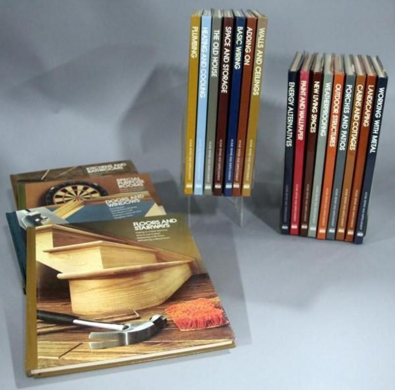 Terrific Time Life Books Home Repair And Improvement Book Set Includes Wiring Database Numdin4X4Andersnl