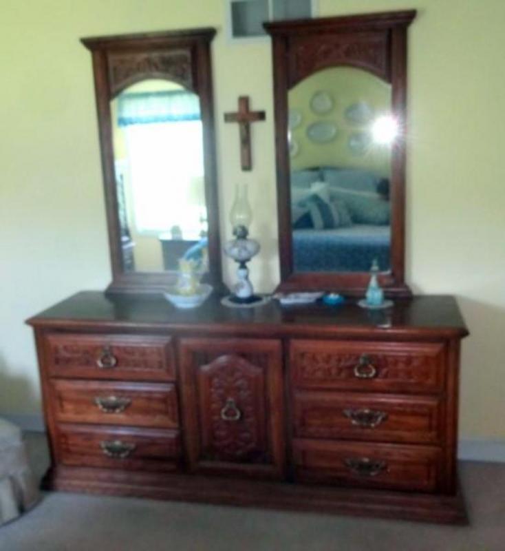 9 Drawer Dresser With Hidden Storage