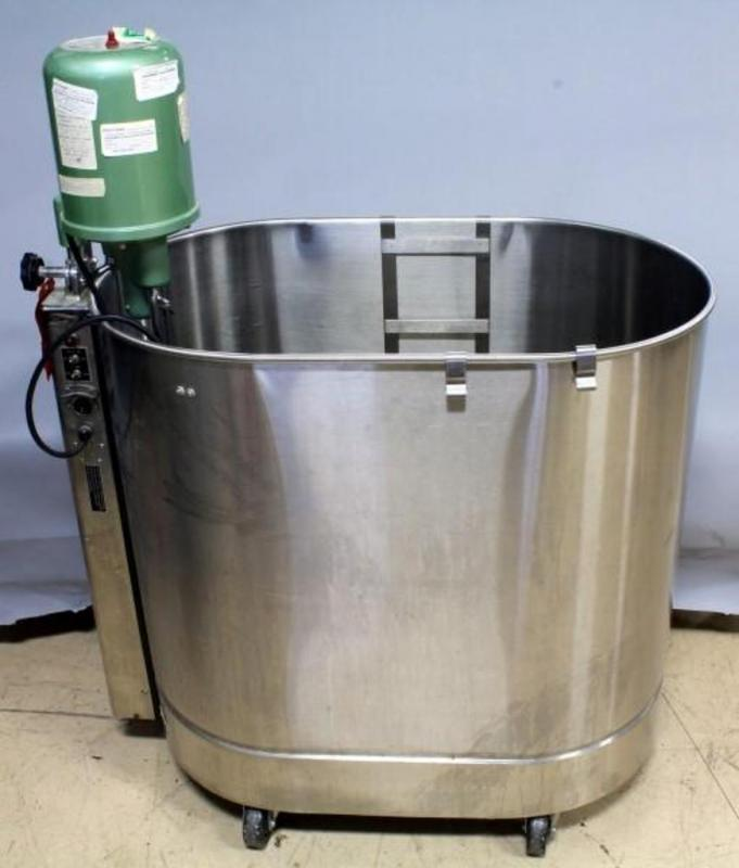Ferno Ille Hydrotherapy Unit / Physical Therapy Turbine Tub, Model ...