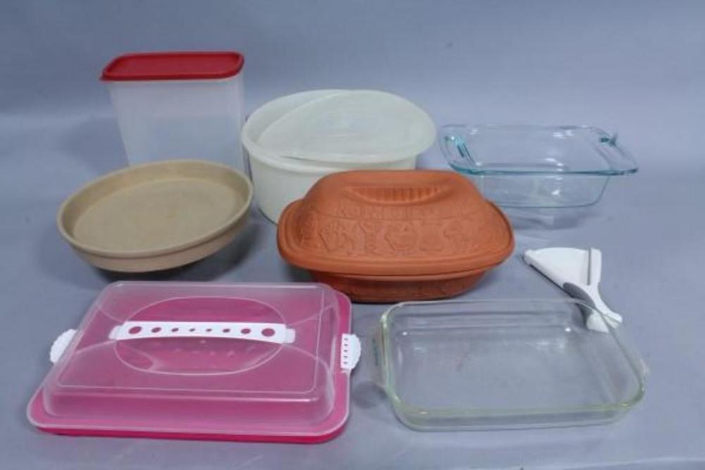 Romertopf Terracotta Clay 3Qt Roaster Baker 111 Pyrex Casserole