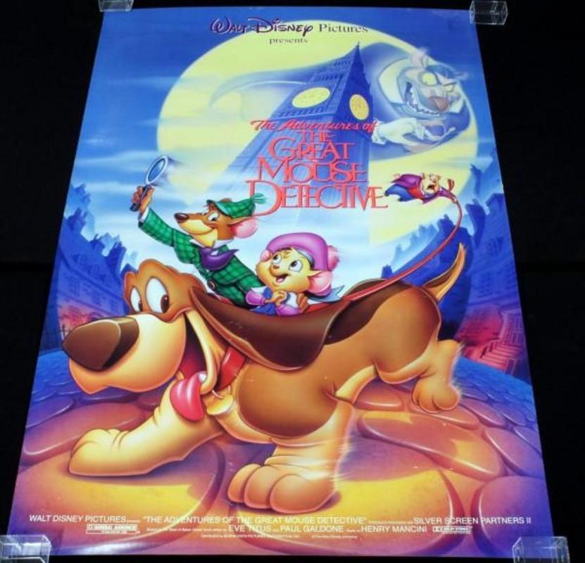 mouse adventure disney movie