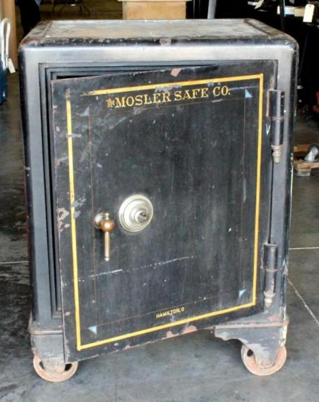 List of Synonyms and Antonyms of the Word: Mosler Safe