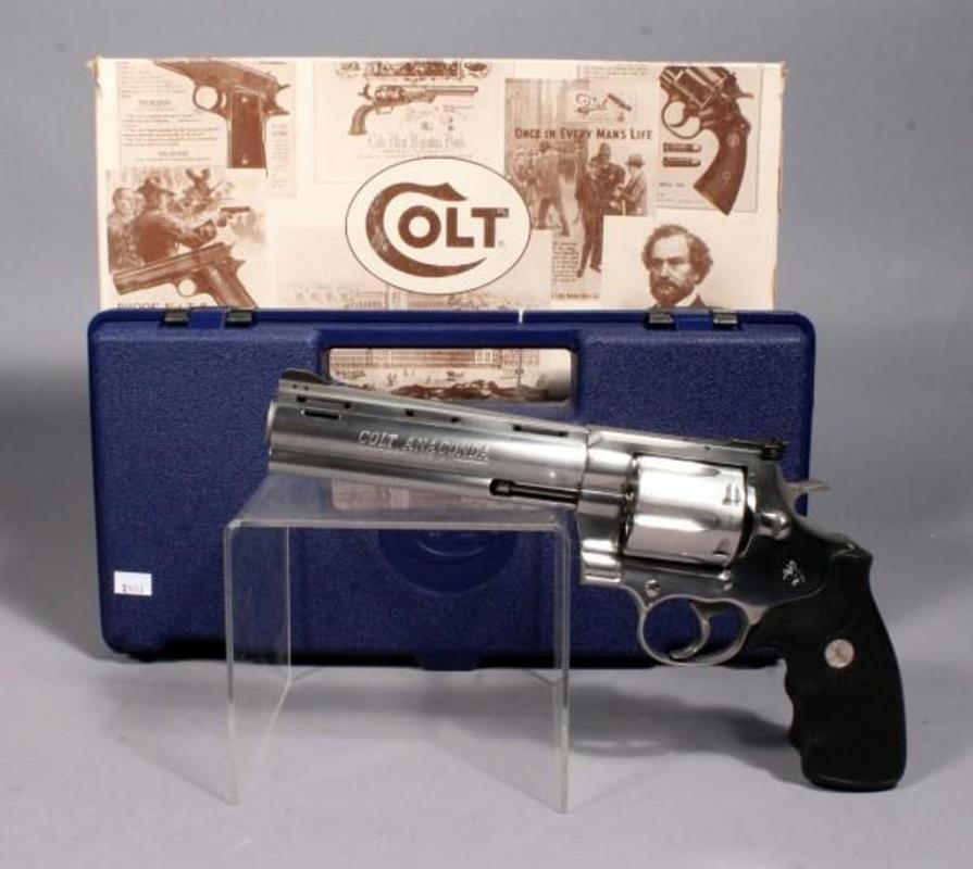 Custom Shop Colt Anaconda Model MM3060MP,  44 Magnum, 6