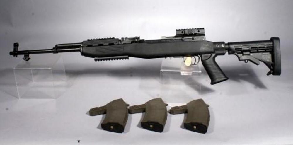 Norinco SKS Rifle With Kit, 7 62 x 39mm, SN# 1712863, 3 Magazines