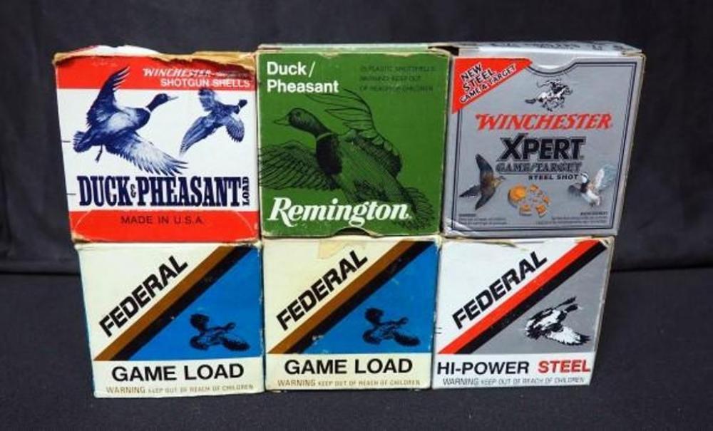 20 Gauge Shotgun Shells- Federal Game Load (Qty 45