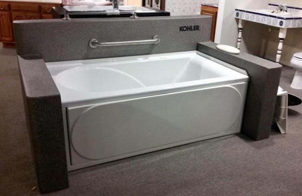 Kohler Ellery System II Whirlpool Tub 60\