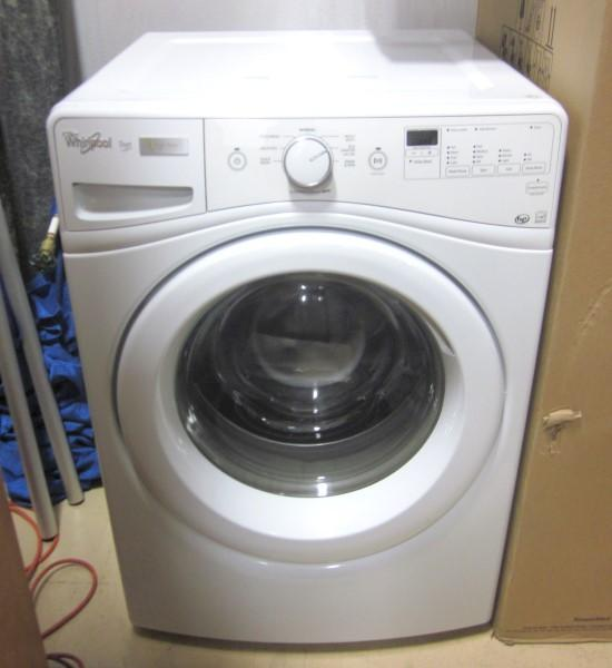 Whirlpool Duet High Efficiency Front Load Washer 4 2cu Ft